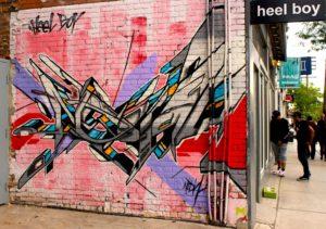 Heel Boy Mural