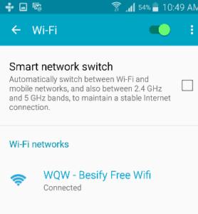 FREE WQW- Wi-Fi Main Street